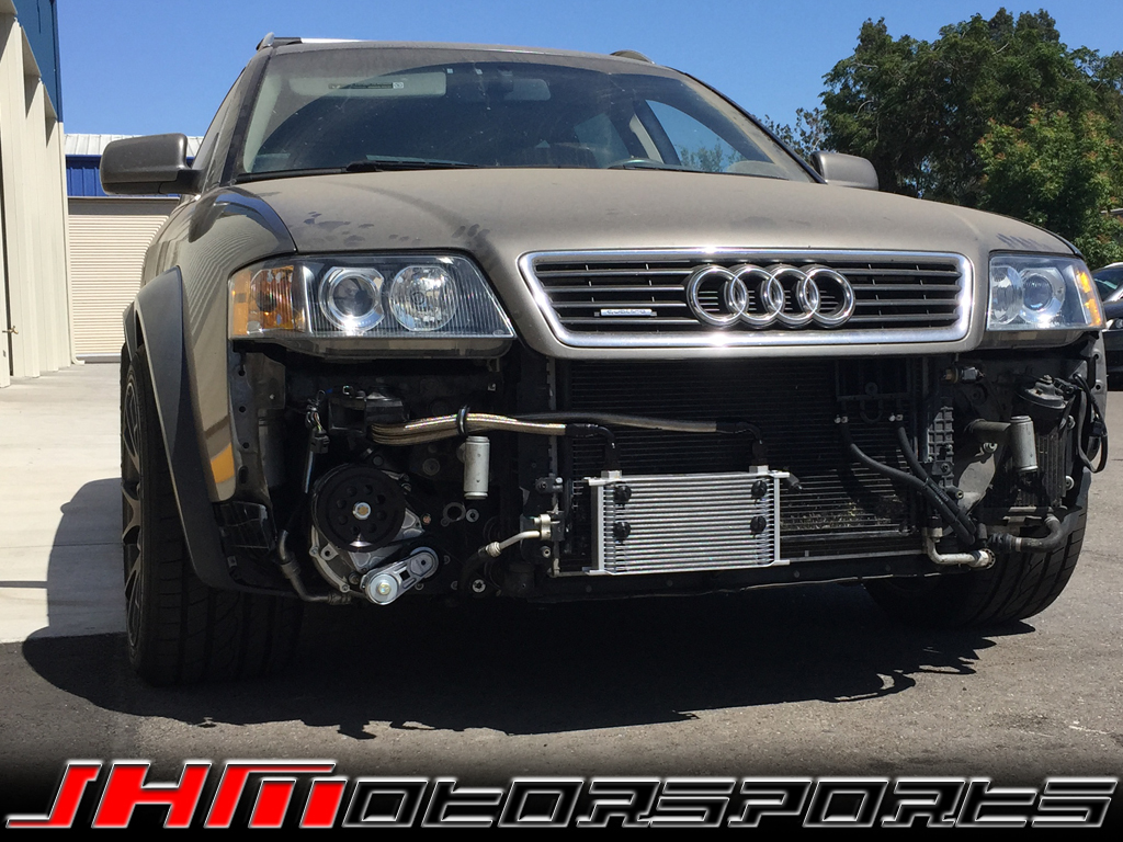 Audi allroad Supercharger by JHM Motorsports