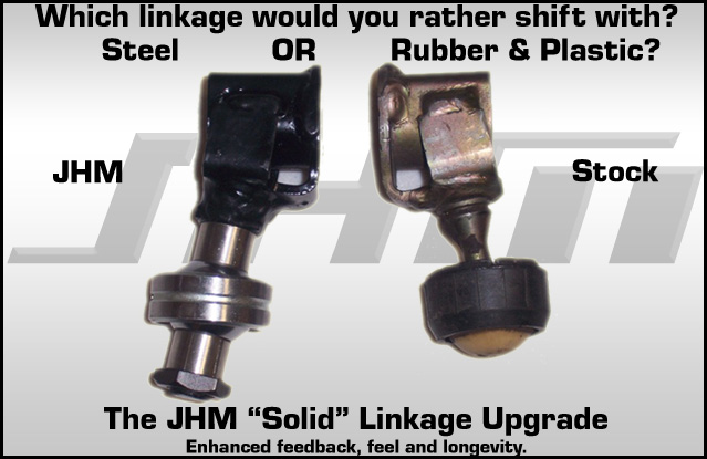 B6-B7 A4 Solid Shift Linkage Upgrade
