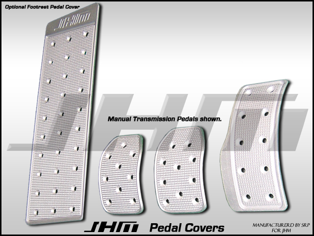 Audi JHM Racing Pedals by SRP for B6/B7 A4 and S4